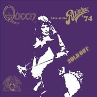 QUEEN - LIVE AT THE RAINBOW '74 [DELUXE EDITION] [DIGIPAK] NEW CD