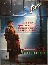 Affiche MIRACLE SUR LA 34ème RUE Miracle on the 34th Street MAYFIELD 120x160 *