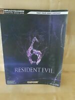 Resident evil 6 game guide capcom xbox 360 playstation 3