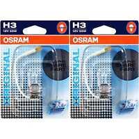 Osram SET 2x H3 Osram Original Line Spare Part 12V/55W PK22s