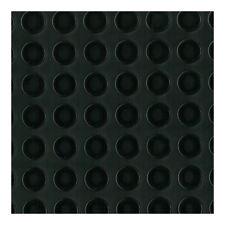 ARROWELD LASTRA BOLLE PVC NERO SOTTO LISCIO 1,4MM TAPPETO MULTIUSO 1MT PAVIMENTO