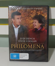 Philomena (Judi Dench) DVD R4 Brand New! SEALED IN PLASTIC LOCATED IN AUSTRALIA