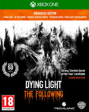 Dying Light The Following Enhanced Edition | Xbox One New (1)