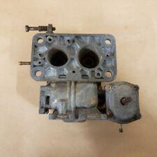 Fiat 124 Spider 1979-80 Original Carburetor Weber Carb Part 28/32 ADHA 1/179 OEM