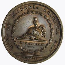 PESARO - Medaglia bronzo anno 1754 - Ottima conservazione