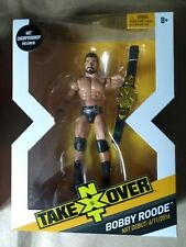 Bobby Roode WWE Mattel NXT Takeover Series 3 Elite Wrestling Figure Boxed