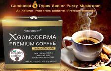 PureGano Anti-Aging Immunity Booster Ganoderma Super Mushroom Coffee 1 Box 30 ct
