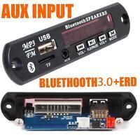 Wireless Bluetooth 12V MP3 WMA Decoder Board Audio Module for Car @ &