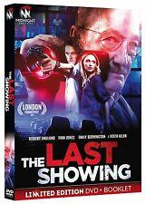 THE LAST SHOWING  DVD HORROR