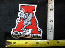 NCAA ALABAMA CRIMSON TIDE Football Iron on College Patch/Applique *LAST ONE*