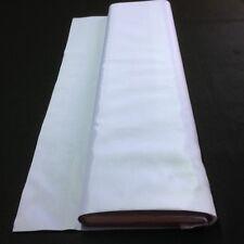 Tenture plafond MARIAGE tissu DOUBLURE parme au mètre largeur 75 cm