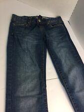 Vanity Jeans Size 26x32L  Medium Wash (g 115)