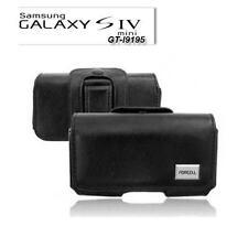 Quertasche Samsung Galaxy S4 Mini i9195 Handytasche Gürteltasche Seitentasche
