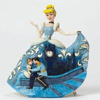 Disney Traditions Jim Shore CINDERELLA 65th Anniversary Figurine