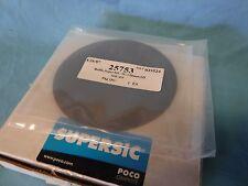POCO GRAPHITE BAFFLE ,SUPER Sic-3C. 150MM 6D SDK-459 POLY