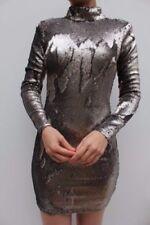 Vestiti da donna a manica lunga ASOS party