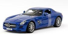 Mercedes-Benz SLS AMG 1:18 Model Car Maisto Special Edition, New