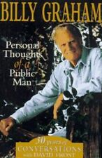 Billy Graham : Personal Thoughts of a Public Man by David Frost (1997, Paperback