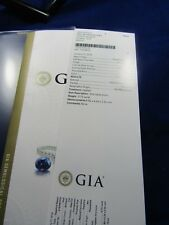 Certified 0.73ct Oval Cut Purplish Pink Sapphire. GIA Sapphire Report.