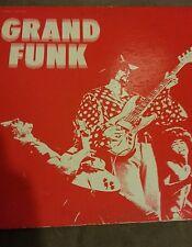 Grand Funk vinyl album
