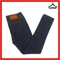 Superdry Standard Blue Jeans Womens Skinny W28 L30 Dark Blue Indigo Denim