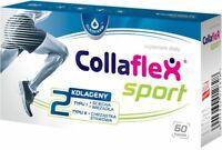 Collaflex Sport Collagen Type 1&2  Chandroitin Hyaluronic Acid Vitamin C 60Caps