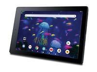 RCA Hi Performance Tablet Quad-Core 2GB RAM 16GB Storage Android 9 & Travel Kit
