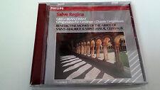 "BENEDICTINE MONKS ABBEY OF SAINT MAURICE ""SALVE REGINA GREGORIAN CHANT"" CD"