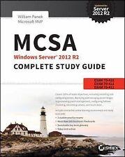 Free Ship MCSA Windows Server 2012 R2 Complete Study Guide Exams 70-410, INTL ED