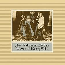 Rick Wakeman - Six Wives of Henry 8 [New CD] UK - Import