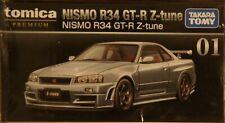 Takara Tomy TOMICA PREMIUM 01 Nissan Nismo Skyline GTR Z-TUNE 1:62 DIECAST CAR