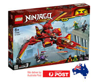 LEGO® 71704 NINJAGO® Kai Fighter Brand New and Sealed AU SELLER