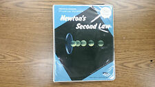 Rare Antique Prentice Hall Physical Newton's Second Law Software for Apple II