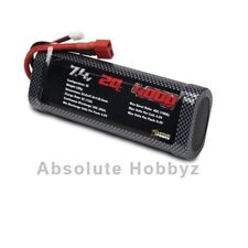 Venom Power 2S 20C Hard Case LiPo Battery w/Universal Connector (7.4V/4000mAh)