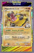 Hippodocus C4-Platine 02: Rivaux Emergeants-42/111-Carte Pokemon Neuve Française