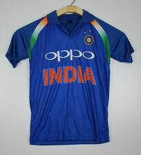 India Team Cricket Jersey Shirt Oppo T20 Star World Cup Size Medium (Printed XL)