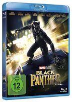 Black Panther [Blu-ray/NEU/OVP] Soloauftritt von Marvelheld Black Panther