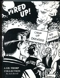 Fired Up    A Gil Thorp Collection    1998     First Print