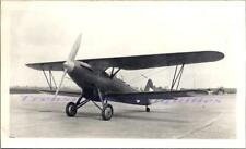 WWII Royal Netherlands Air Force Fokker C-X Recon Bomber Biplane Airplane Photo