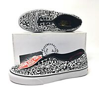 Vans Authentic A Tribe Called Quest ATCQ -Tracklist- Mens Skateboarding Shoes