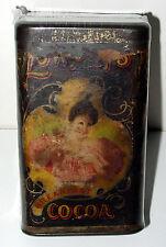 Lowney's Breakfast Cocoa Tin