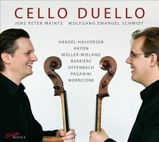 Cello Duello, New Music
