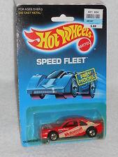 Hot Wheels 1989 Release SPEED FLEET #4916 Thunderbird Stocker Motorcraft