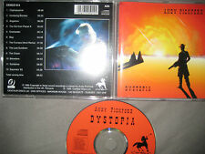 Rare CD Andy Pickford ‎– Dystopia - Electronic Electro Synth-pop Ambient New Age