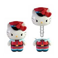 Hello Kitty Street Fighter M Bison Mobile Plug Charm Figure NEW Toys Toynami