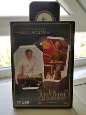ALEX ACUNA (Drum Workshop) ´The Rhythm Collector 2008´ DVD Schlagzeug Drum DVD