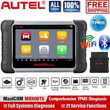 Autel MaxiCOM MK808TS Auto Diagnostic Scanner TPMS Programming EPB SAS Oil Reset