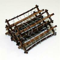 4Ground 28mm World at War Barbed Wire Barricades (Pre-Painted) Pack New