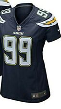 Nwt Joey Bosa Los Angeles Chargers Nike Game Women's Jersey Size Xxl