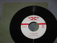 "LOU PROHUT Hen House Polka/Swiss Lullaby 7"" 45 white label promo"